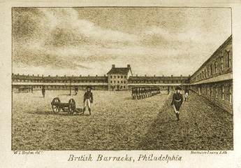 Philadelphia Barracks